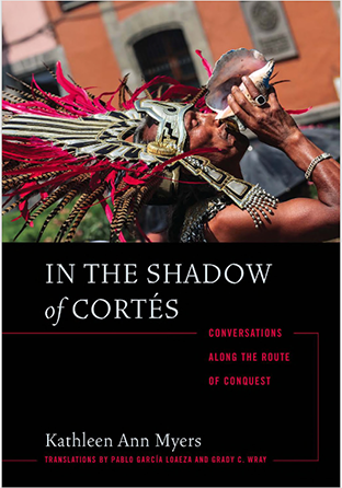 Book cover In the Shadow of Cortes
