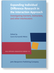 Expanding Individual Difference Research in the Interaction Approach: Investigating learners, instructors, and other interlocutors
