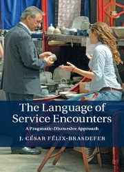 Language of Service Encounters